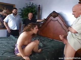 Mrs. Torre Swinger Threesome