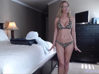 Breeding step-mom custom-built scorching wifey cougar Jess Ryan
