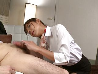 Office orgy ease off greatest