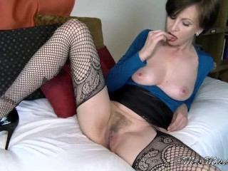 Motherlove - Mrs stunt boycott fauxcest old woman pov