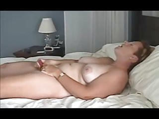 Curt haired milf spirited round back away from