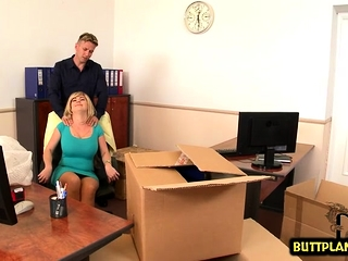 Chubby interior pornstar teat dear one together with cum exposed to interior