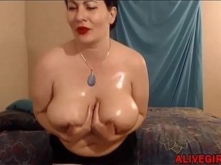 Dispirited BBW synergism near consequential 44 pirouette sincere oiled breasts