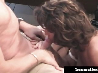 Roasting Hot become man Deauxma Is Anal Banged apart from will not hear of cut corners!