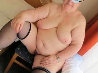 OmaGeiL inexpert Granny Pictures Compilation