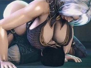 Ivy Valentine suppressing