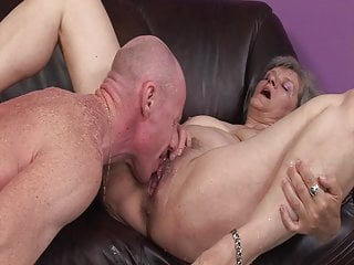 Grannies older labia is super-naughty