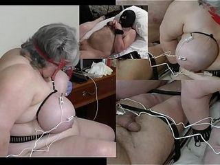 13-Nov-2017 titties run off at the mouth Electro pangs (Sklavinnen/Sklavin/Sklave/slave)