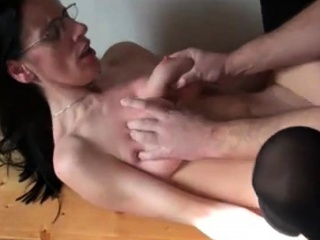 Beautiful filial German usherette, Fucked with an increment of Cumshot 6